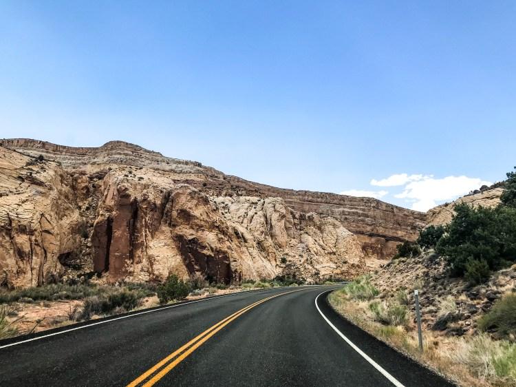Scenic Byway 12 - Utah Road Trip-1145