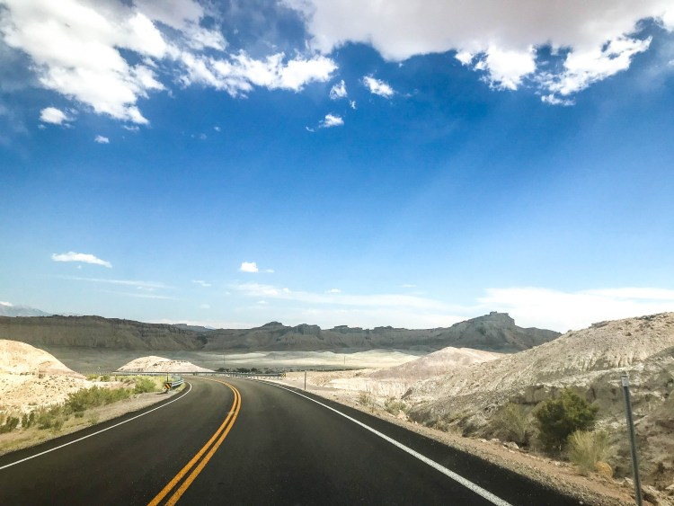 Scenic Byway 12 - Utah Road Trip-1163