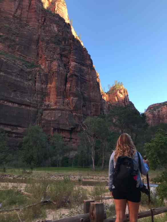 Hiking The Narrows - Zion National Park-0559