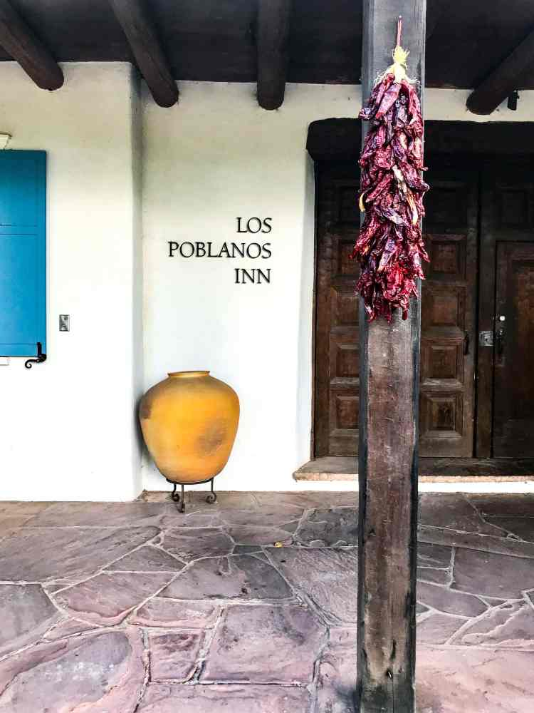 Reasons to Stay at Los Poblanos Inn, Albuquerque, NM