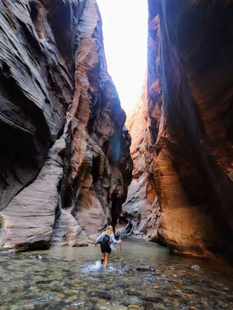 Utah Road Trip - the Narrows