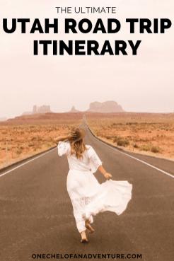The Ultimate Utah National Park Road Trip Itinerary