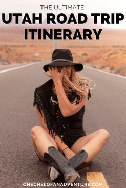 The Ultimate Utah Road Trip Itinerary