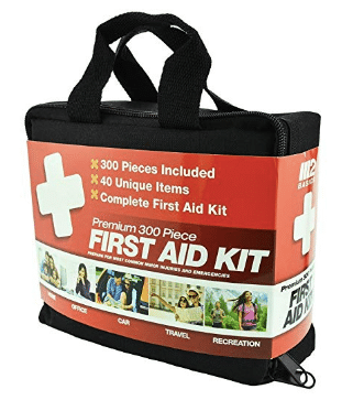 21 Things Every Woman Should Keep In Her Car - first aid kit