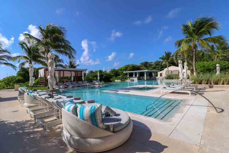 UNICO 20 87 Hotel Riviera Maya Mexico - La Escondida Pool
