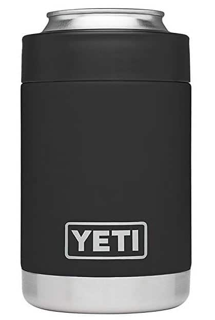 Mens Gift Guides: YETI Rambler Stainless Steel Colster