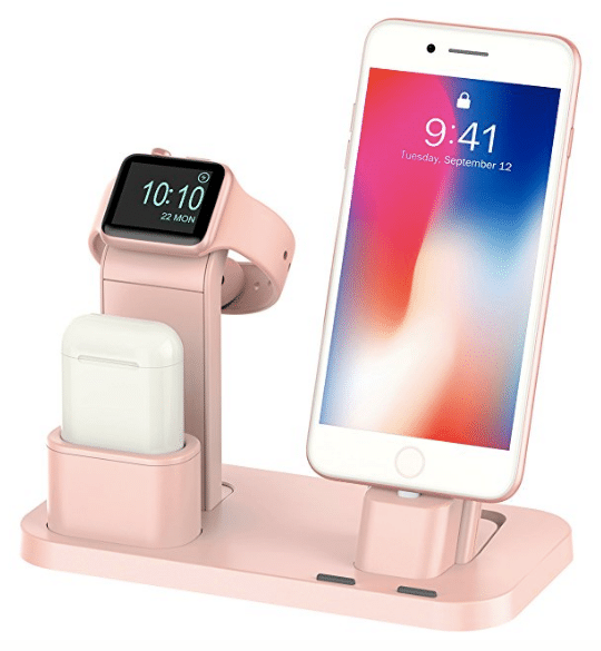 Women's gifts BEACOO Rose Gold Charging Stand