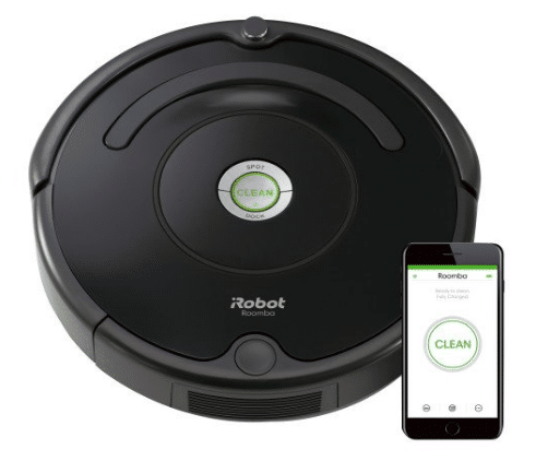 gifts for women iRobot Roomba 675 Robot Vacuum with Wi-Fi Connectivity,