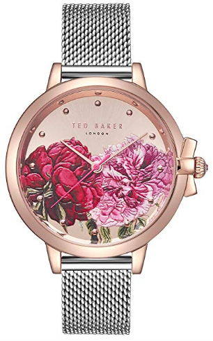 womens gifts Ted Baker Women's 'Ruth' Quartz Stainless Steel Casual Watch
