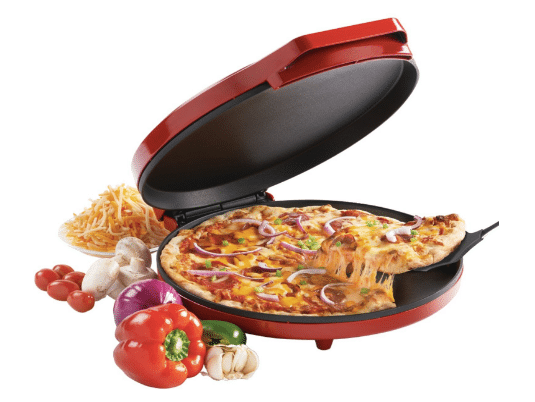 womens holiday gifts Betty Crocker Pizza Maker