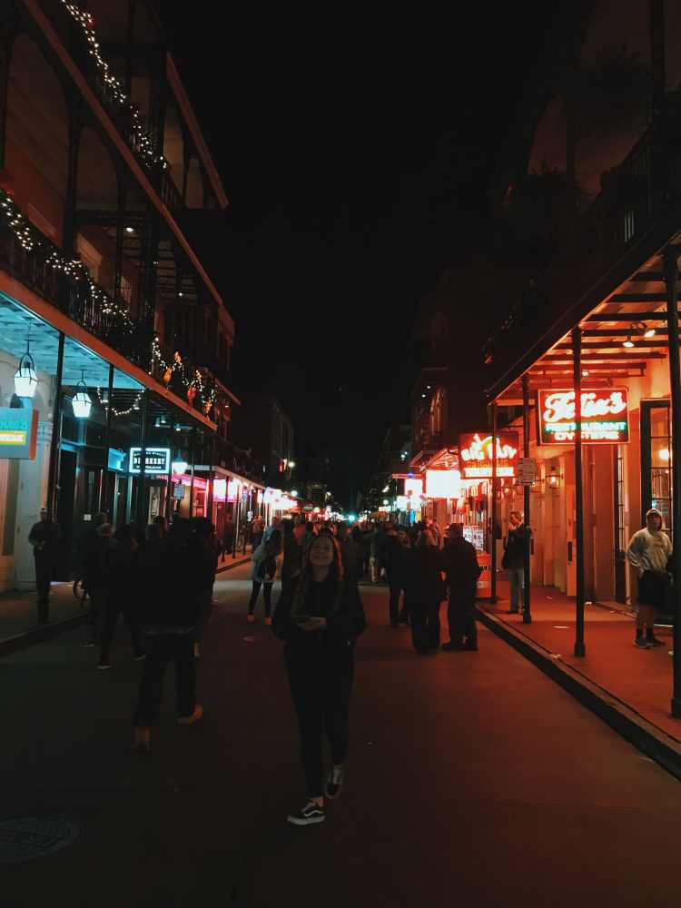 The Best 48 Hour New Orleans Itinerary - Bourbon Street
