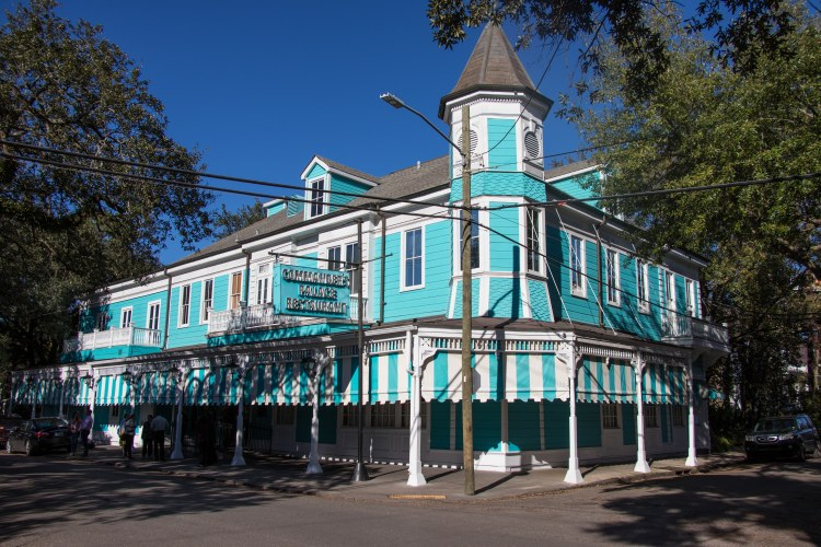 The Commander's Palace -- The Best 48 Hour New Orleans Itinerary: How to Spend a Weekend in NOLA