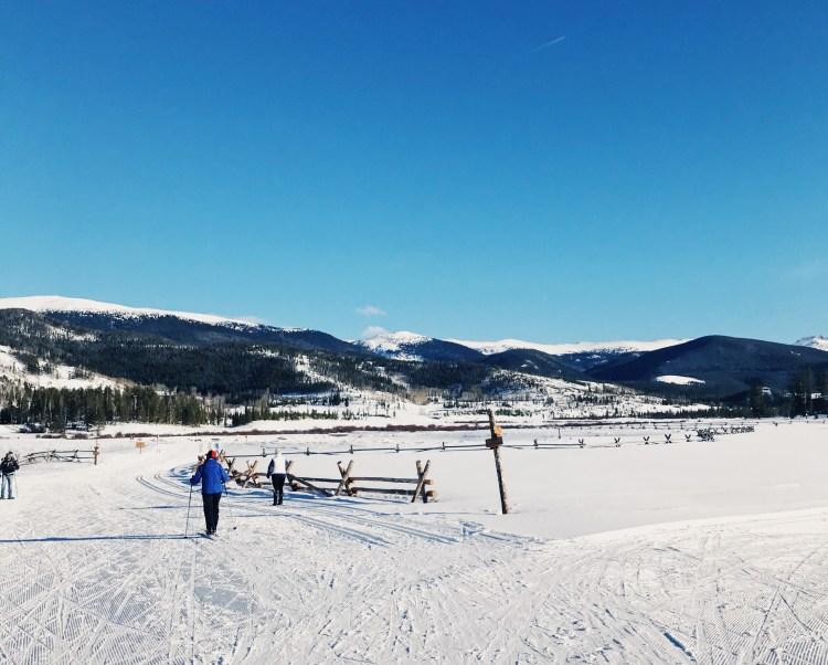 Visiting Devils Thumb Ranch - Cross Country Ski