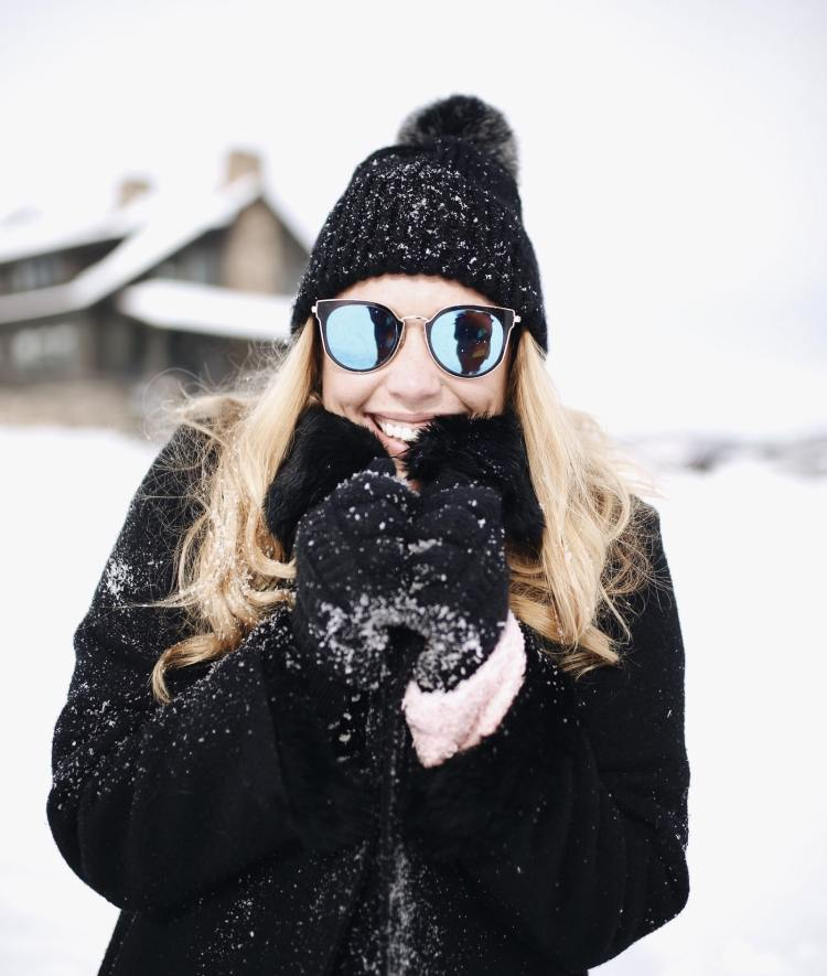 What to Pack for a Winter Ski Trip - polarized sunglasses