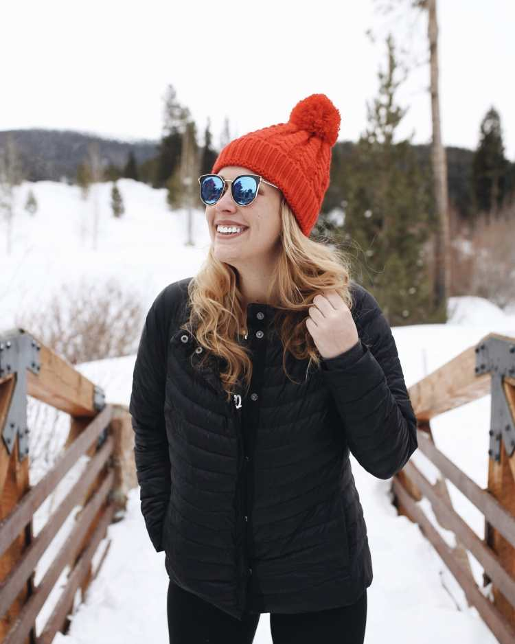What to Pack for a Winter Ski Trip - beanie