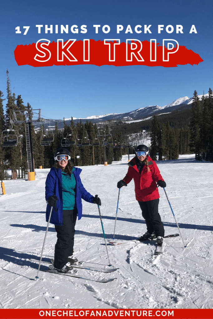 Everything You Should Pack for a Ski + Snowboarding Trip
