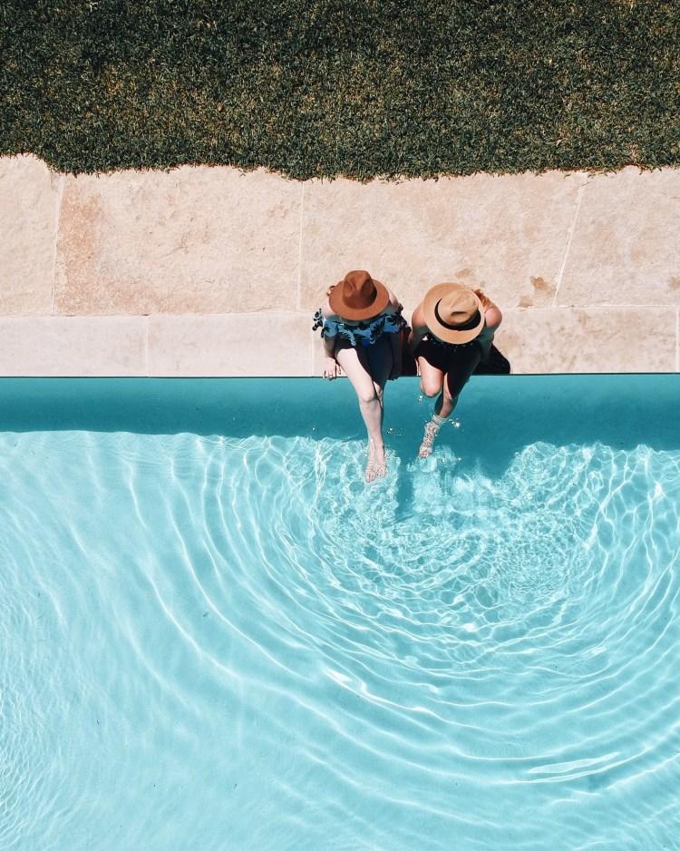 Salado Stagecoach Inn Pool