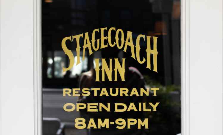 Stagecoach Inn Restaurant
