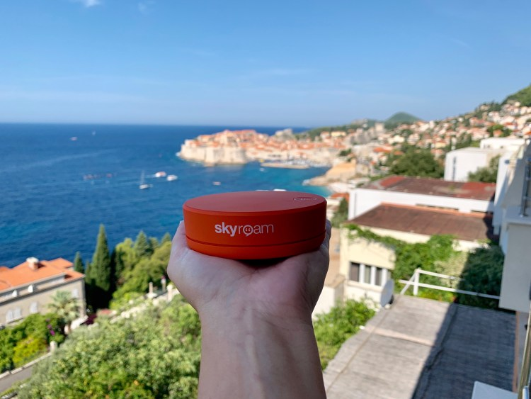 SkyRoam - How To Have Wifi Wherever You Travel