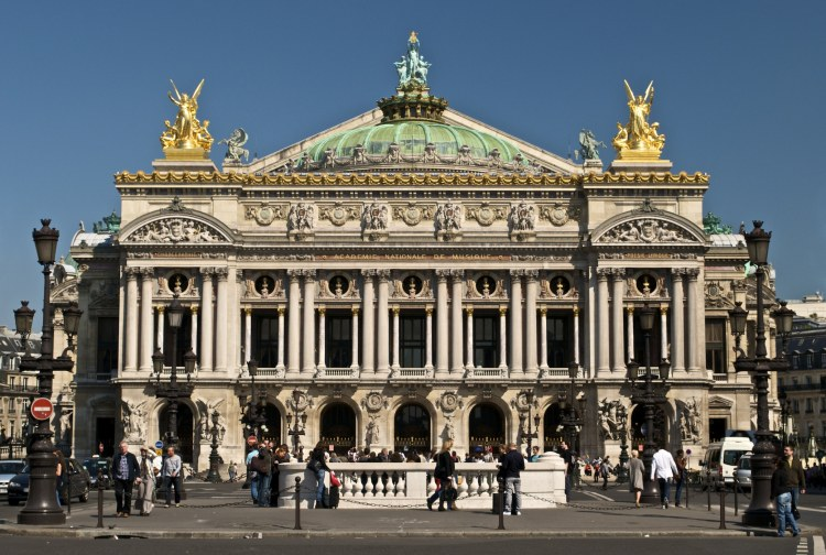 How to Have a Romantic Weekend in Paris - Paris Opera House