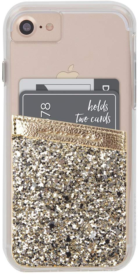Fall Travel Must Haves: Stick on Card Wallet for Phone