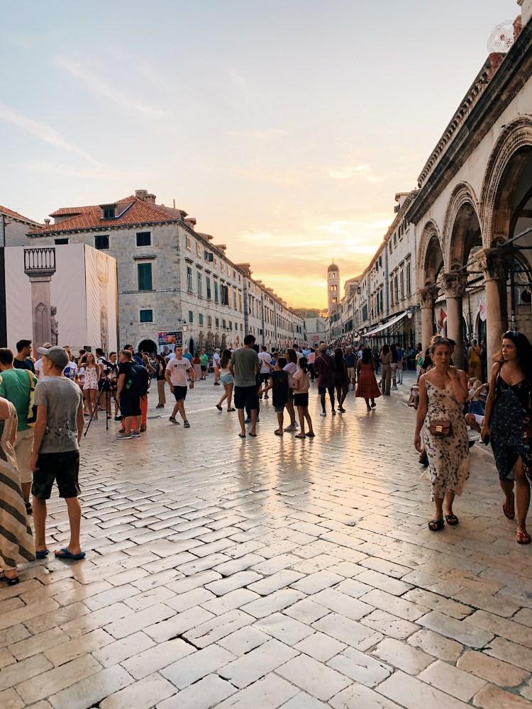 Dubrovnik Old Town - Week Long Croatia Itinerary