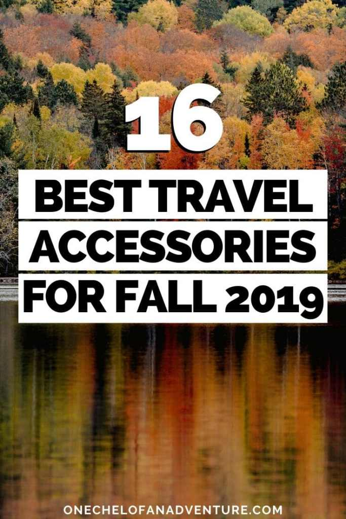 Best Travel Accessories For Fall 2019 on Amazon.com