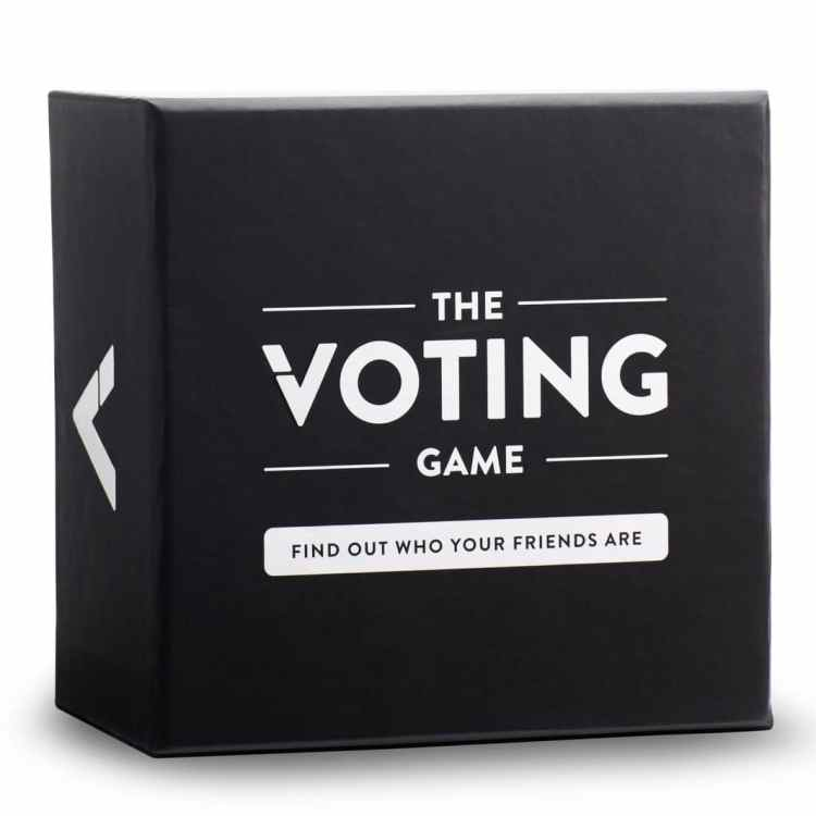 Unique Gift Ideas Under $50 - The Voting Game