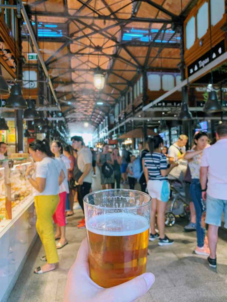 How to have an awesome Weekend in Madrid - San Miguel Market