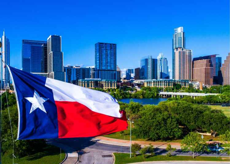 Texas travel Hashtags