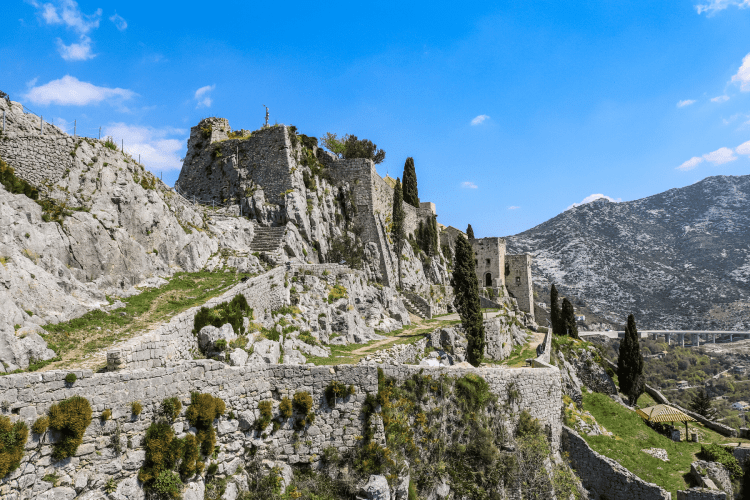 Fortress of Klis Croatia