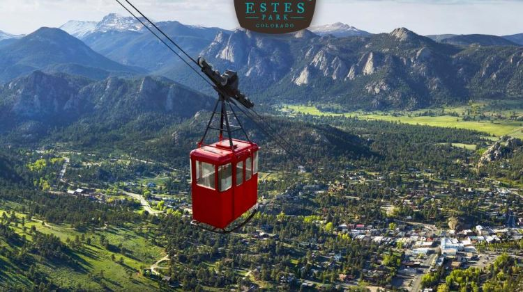 Estes Park things to do - aerial tramway