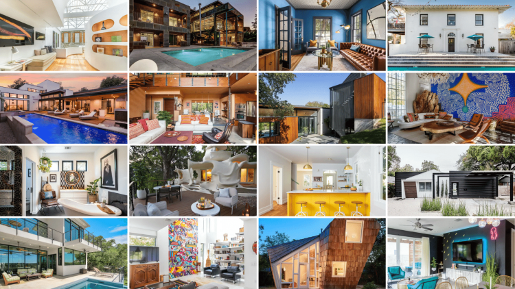 Coolest Airbnbs in Austin List