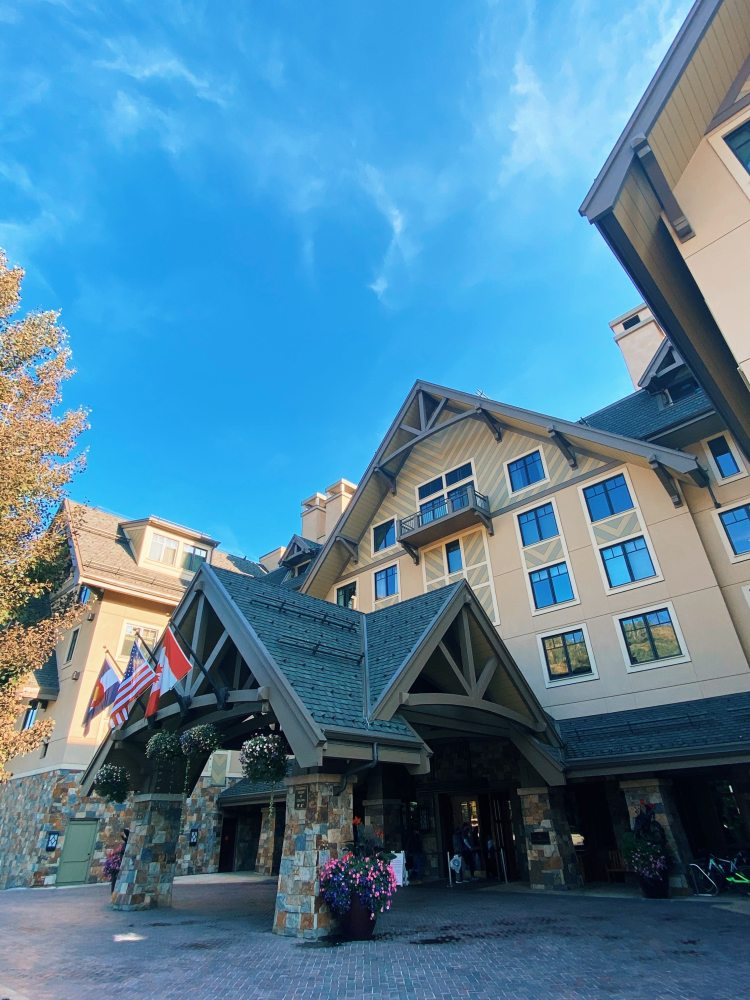Exterior Four Seasons Resort Vail