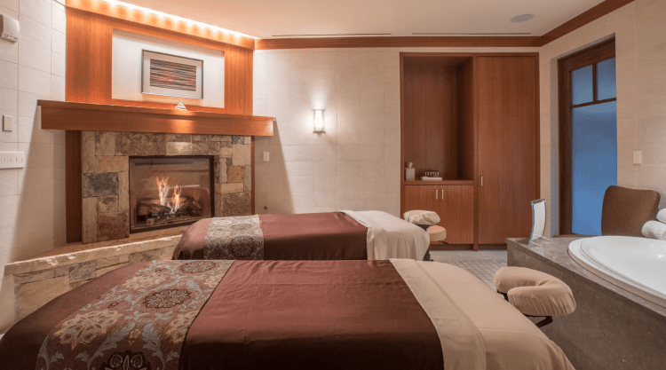 Spa at the Four Seasons Vail