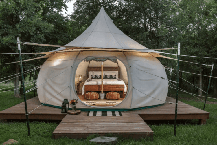 Green Acres Yurt