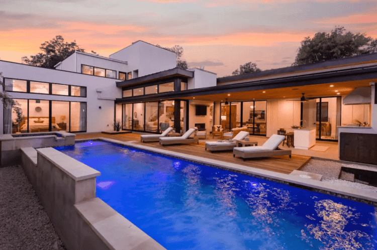 Luxury Tulum Inspired Austin Airbnb