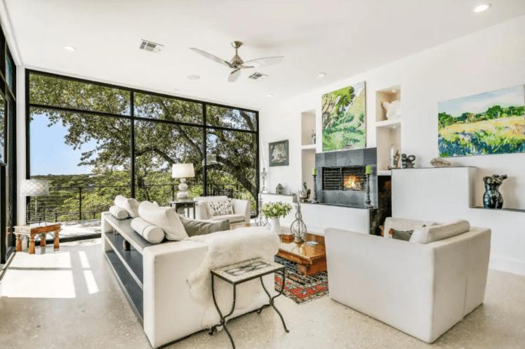 coolest luxury austin airbnb