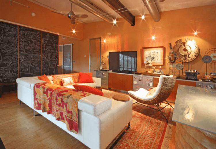 cool bali inspired austin airbnb