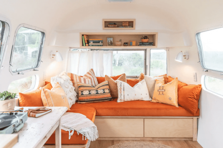 Hill Country Airstream Airbnb