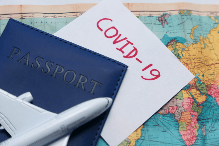 Always check Travel Restrictions when traveling During COVID