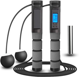 Weighted Jump Ropes - fitness gifts