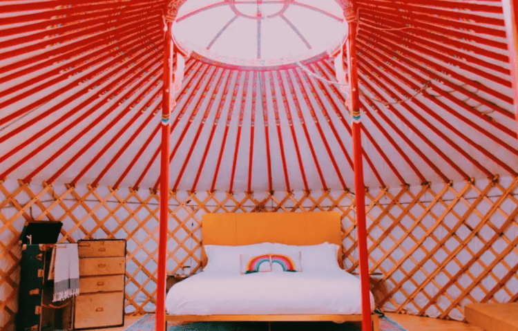 Yurtopia Glamping Yurts