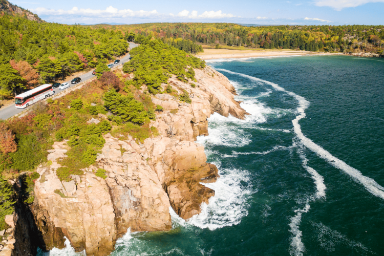 Beautiful Acadia National Park