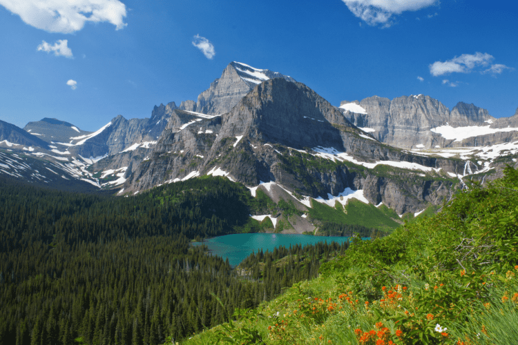 Most Beautiful National Parks in the USA - Glacier National Park