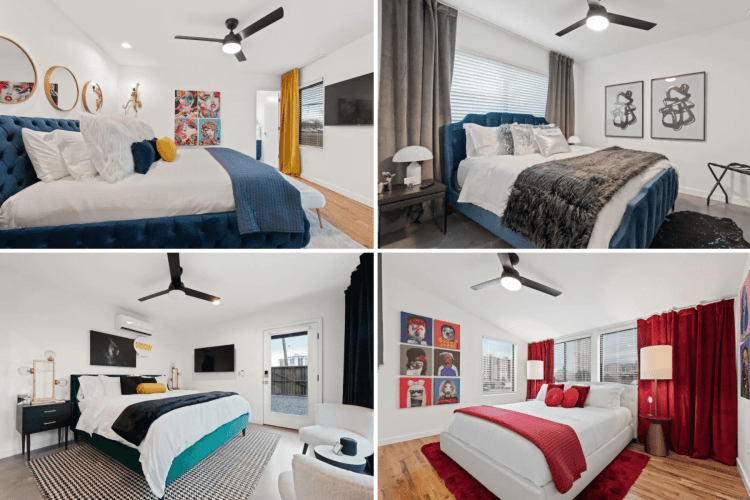 Places to Stay for a Bachelorette Party in Austin - Rainey