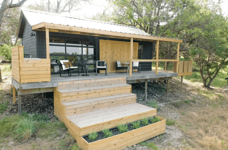 Hill Country Studio Cabin