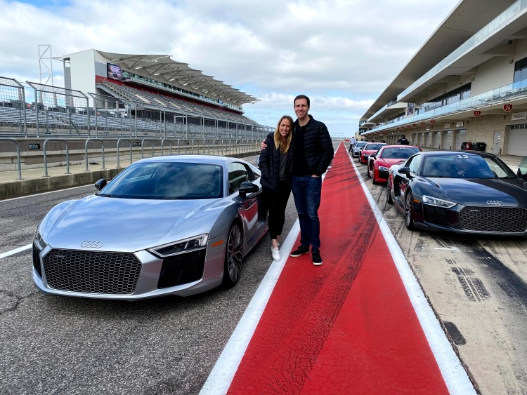 Audi Driving Experience at COTA