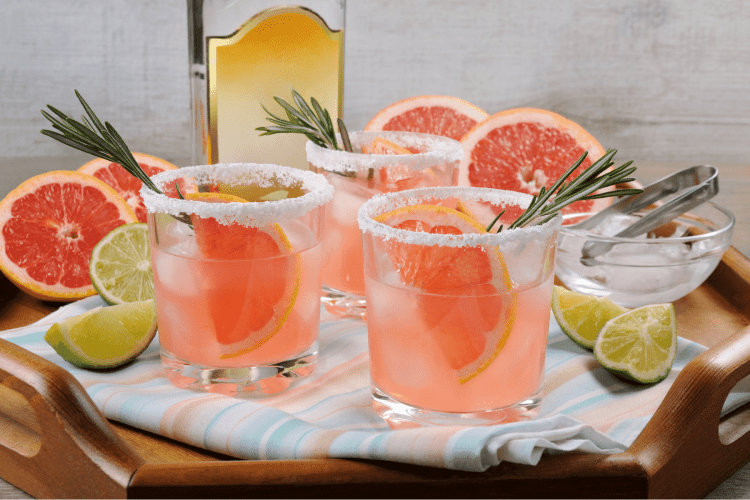 Paloma Cocktail - Cocktails From Around the World