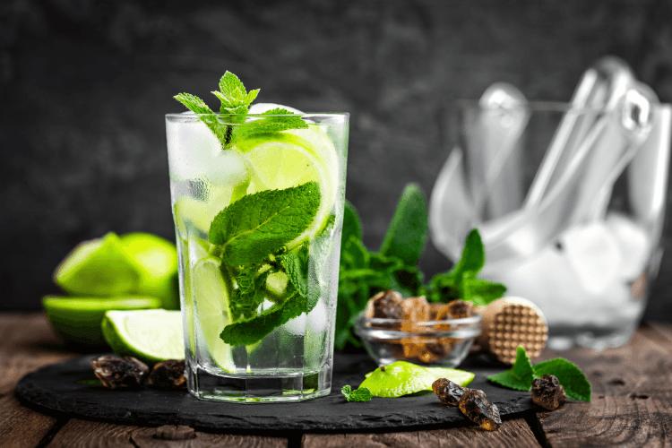 caipirinha - cocktails from Brazil